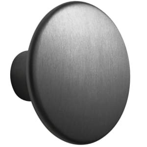 muuto the dots knagg metall Ø5 sort