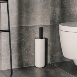 menu toalettbørste hvit