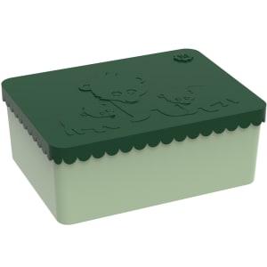 blafre matboks med rom bjørn grønn
