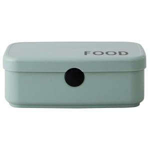 design letters matboks food grønn