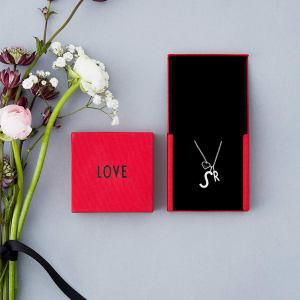 Design Letters charms archetype A-Z medium sølv