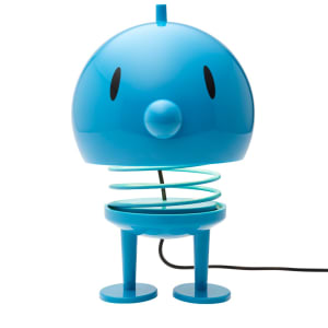 Hoptimist lampe XL turkis