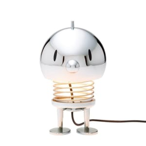 Hoptimist Lampe Large Chrome