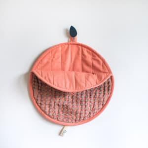 UND Lefsevarmer Vaffel Kanel/Rosé