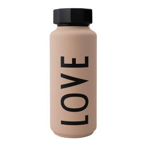 Design Letters Termoflaske Love Nude Special Edition