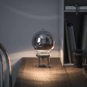 Hoptimist Lampe XL krom