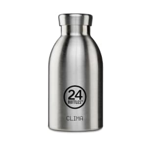 24Bottles Flaske Clima 330ml Steel