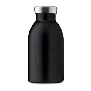 24Bottles Flaske Clima 330ml Tuxedo Black