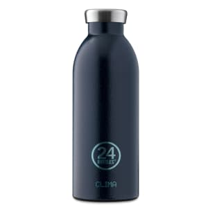 24Bottles Flaske Clima 500ml Deep Blue