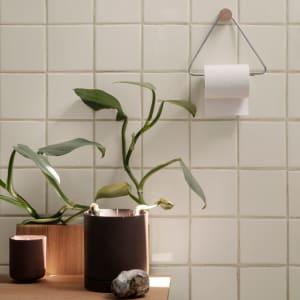 Ferm Living Toalettpapirholder Chrome