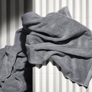 Vipp 104 bath towel grey
