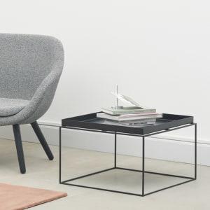 Hay Tray Table Sort 60x60 cm