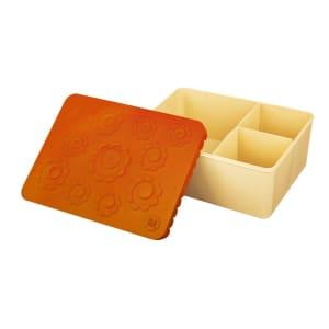 Blafre Matboks med rom Blomst Oransje/Gul