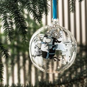 Mummi Julekule Snorkfrøken på Reinsdyr Stor