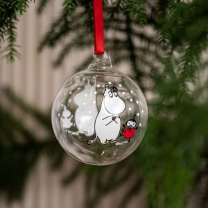 Mummi Julekule Snorkfrøken og My Liten