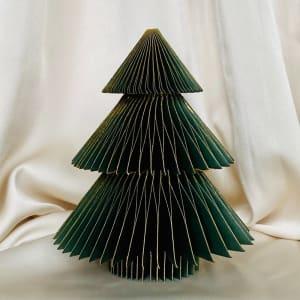 UND Hengepynt Juletre 15 cm Grønn