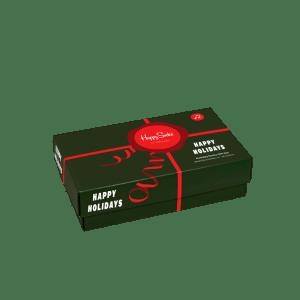 Happy Socks Gaveeske Holiday 3pk 36-40