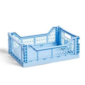 Hay Colour Crate M Light Blue