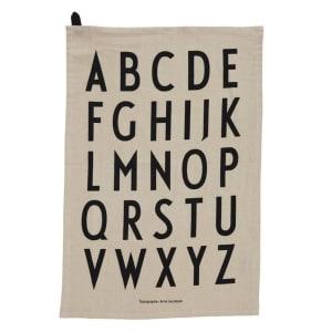 Design Letters Kjøkkenhåndkle 2 pk Beige