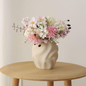 Cooee Drift Vase 17cm Vanilla