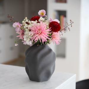 Cooee Drift Vase 17cm Pepper