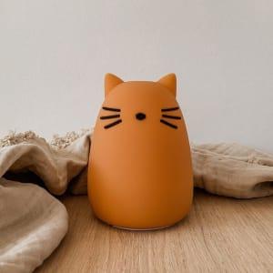 Liewood Winston Nattlampe Cat Mustard