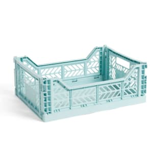 Hay Colour Crate M Arctic Blue