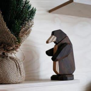 Fablewood Trefigur Pingvin
