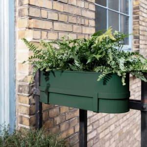 Ferm Living Bau Blomsterkasse Grønn