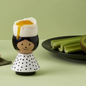 Lucie kaas bordfolk eggeglass pike trekanter