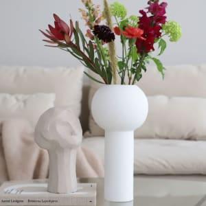 Cooee Pillar Vase 32cm Hvit
