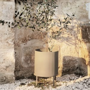 Ferm Living Bau Pot Large Cashmere