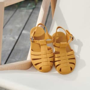 Liewood sandaler Bre Yellow Mellow