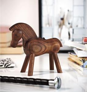 Kay Bojesen hest valnøtt
