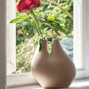 Hay W&S Vase Chamber Light Beige