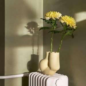 Hay W&S Vase Chubby Soft Yellow