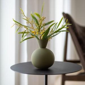 Cooee Trumpet Vase Olive 16cm