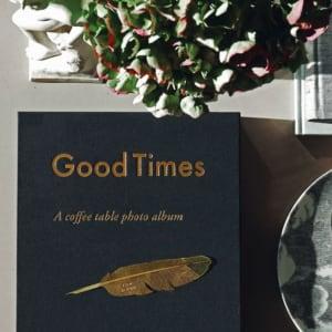 Printworks Fotoalbum Good Times Svart