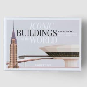 Printworks Memospill Ikoniske Bygninger