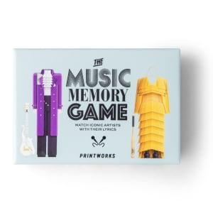 Printworks Memospill Musikk
