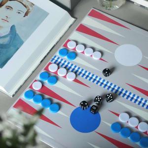 Printworks Backgammon Play