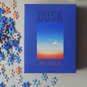 Printworks Puslespill Dusk 500