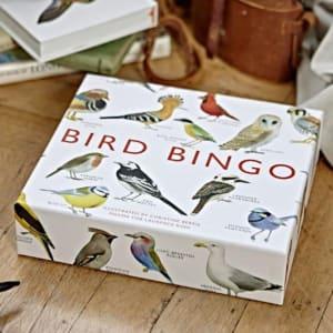 Spill Bird Bingo