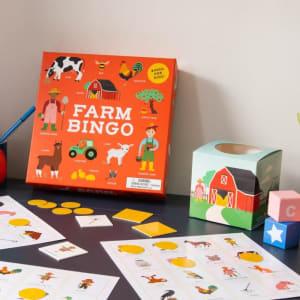 Spill Farm Bingo