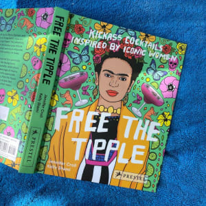 Bok Free the Tipple: Kickass Cocktails Inspired by Iconic Women