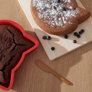 Liewood Amory Kakeform Katt Rød