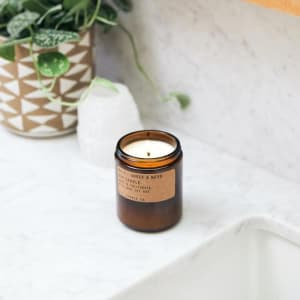 P.F. Candle Co. Duftlys No.11 Amber & Moss