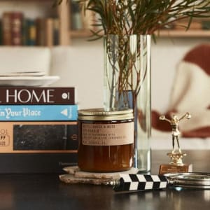 P.F. Candle Co Duftlys No.11 Amber & Moss Large