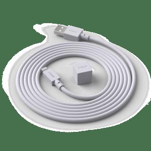 Avolt Ladekabel Cable1 Gotland Grå 1,8m