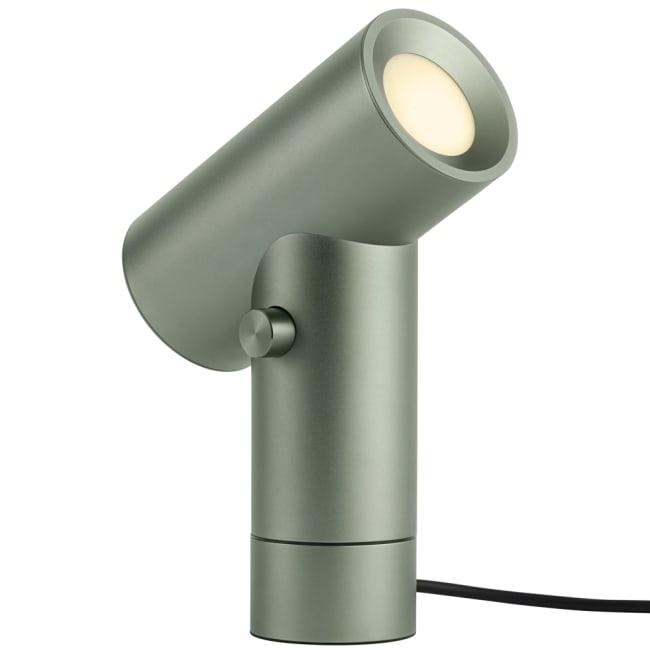muuto beam lampe grønn   Ting